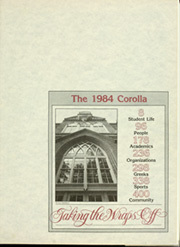 Page 5, 1984 Edition, University of Alabama - Corolla Yearbook (Tuscaloosa, AL) online yearbook collection