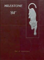 1984 Edition, Norfolk High School - Milestone Yearbook (Norfolk, NE)