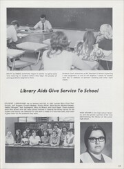 Page 17, 1973 Edition, Kimball County High School - Longhorn Yearbook (Kimball, NE) online yearbook collection