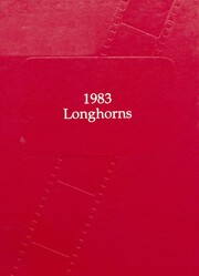 Page 1, 1983 Edition, Kimball County High School - Longhorn Yearbook (Kimball, NE) online yearbook collection