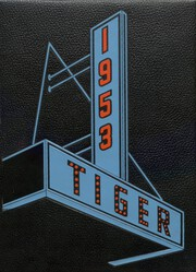 Page 1, 1953 Edition, Dover High School - Tiger Yearbook (Dover, NJ) online yearbook collection