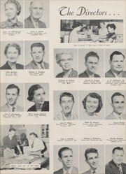 Page 13, 1953 Edition, Dover High School - Tiger Yearbook (Dover, NJ) online yearbook collection