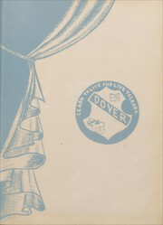 Page 3, 1953 Edition, Dover High School - Tiger Yearbook (Dover, NJ) online yearbook collection