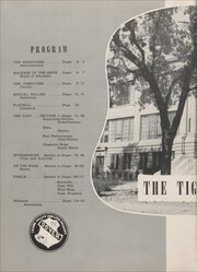 Page 6, 1953 Edition, Dover High School - Tiger Yearbook (Dover, NJ) online yearbook collection
