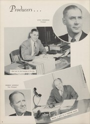 Page 8, 1953 Edition, Dover High School - Tiger Yearbook (Dover, NJ) online yearbook collection
