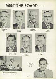 Page 11, 1958 Edition, Butler High School - Nugget Yearbook (Butler, NJ) online yearbook collection