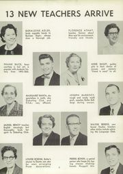 Page 13, 1958 Edition, Butler High School - Nugget Yearbook (Butler, NJ) online yearbook collection
