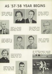 Page 15, 1958 Edition, Butler High School - Nugget Yearbook (Butler, NJ) online yearbook collection