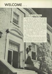 Page 8, 1958 Edition, Butler High School - Nugget Yearbook (Butler, NJ) online yearbook collection