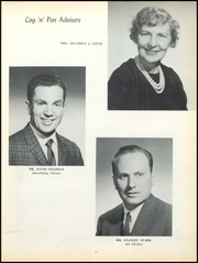 Page 17, 1964 Edition, Central High School - Cog N Pen Yearbook (Newark, NJ) online yearbook collection