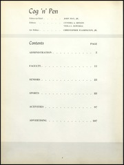 Page 8, 1964 Edition, Central High School - Cog N Pen Yearbook (Newark, NJ) online yearbook collection
