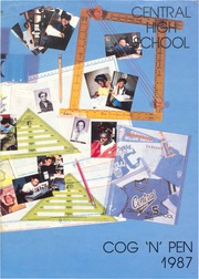 Page 1, 1987 Edition, Central High School - Cog N Pen Yearbook (Newark, NJ) online yearbook collection