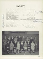 Page 11, 1943 Edition, Mountain Lakes High School - Yearbook (Mountain Lakes, NJ) online yearbook collection