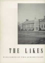 Page 6, 1943 Edition, Mountain Lakes High School - Yearbook (Mountain Lakes, NJ) online yearbook collection