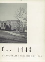 Page 7, 1943 Edition, Mountain Lakes High School - Yearbook (Mountain Lakes, NJ) online yearbook collection
