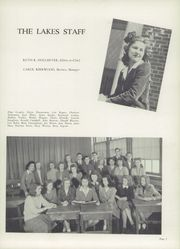 Page 9, 1943 Edition, Mountain Lakes High School - Yearbook (Mountain Lakes, NJ) online yearbook collection