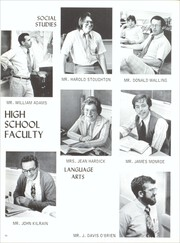 Page 14, 1978 Edition, Fort Edward High School - Siren Yearbook (Fort Edward, NY) online yearbook collection