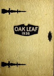 1938 Edition, Hugh Morson High School - Oak Leaf Yearbook (Raleigh, NC)