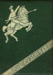 1948 Edition, Hugh Morson High School - Oak Leaf Yearbook (Raleigh, NC)