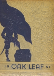 1951 Edition, Hugh Morson High School - Oak Leaf Yearbook (Raleigh, NC)