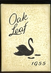 1955 Edition, Hugh Morson High School - Oak Leaf Yearbook (Raleigh, NC)