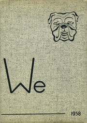 Ada High School - We Yearbook (Ada, OH) online yearbook collection, 1958 Edition, Page 1