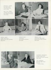 Page 11, 1961 Edition, Arlington High School - Excelsior Yearbook (Arlington, OH) online yearbook collection