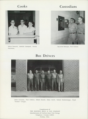 Page 12, 1961 Edition, Arlington High School - Excelsior Yearbook (Arlington, OH) online yearbook collection