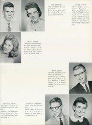 Page 17, 1961 Edition, Arlington High School - Excelsior Yearbook (Arlington, OH) online yearbook collection