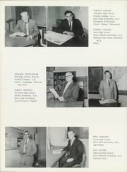 Page 8, 1961 Edition, Arlington High School - Excelsior Yearbook (Arlington, OH) online yearbook collection