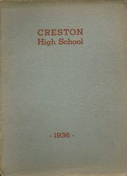 Creston High School - Annual Yearbook (Creston, OH) online yearbook collection, 1936 Edition, Page 1