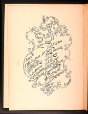 Page 12, 1899 Edition, Muhlenberg College - Ciarla Yearbook (Allentown, PA) online yearbook collection