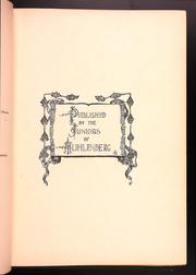 Page 9, 1899 Edition, Muhlenberg College - Ciarla Yearbook (Allentown, PA) online yearbook collection