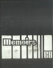 1968 Edition, Grant High School - Memoirs Yearbook (Portland, OR)
