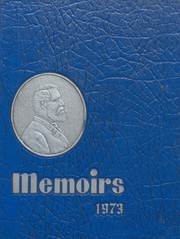 1973 Edition, Grant High School - Memoirs Yearbook (Portland, OR)