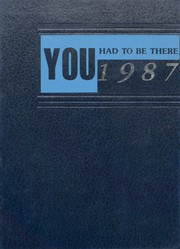 1987 Edition, Grant High School - Memoirs Yearbook (Portland, OR)