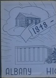 Page 2, 1948 Edition, Albany Union High School - Whirlwind Yearbook (Albany, OR) online yearbook collection