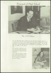 Page 13, 1951 Edition, Albany Union High School - Whirlwind Yearbook (Albany, OR) online yearbook collection