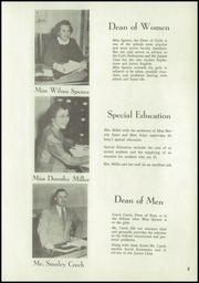 Page 15, 1951 Edition, Albany Union High School - Whirlwind Yearbook (Albany, OR) online yearbook collection