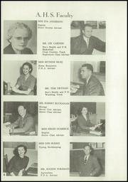 Page 16, 1951 Edition, Albany Union High School - Whirlwind Yearbook (Albany, OR) online yearbook collection