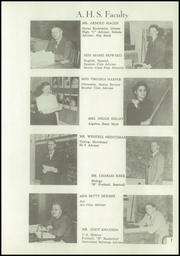 Page 17, 1951 Edition, Albany Union High School - Whirlwind Yearbook (Albany, OR) online yearbook collection