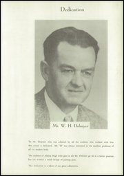 Page 7, 1951 Edition, Albany Union High School - Whirlwind Yearbook (Albany, OR) online yearbook collection