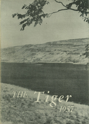 Stanfield High School - Tiger Yearbook (Stanfield, OR) online yearbook collection, 1957 Edition, Page 1