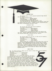 Page 15, 1957 Edition, Stanfield High School - Tiger Yearbook (Stanfield, OR) online yearbook collection