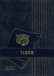 Stanfield High School - Tiger Yearbook (Stanfield, OR) online yearbook collection, 1958 Edition, Page 1