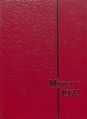 1972 Edition, Sharon High School - Mirror Yearbook (Sharon, PA)