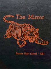 1981 Edition, Sharon High School - Mirror Yearbook (Sharon, PA)