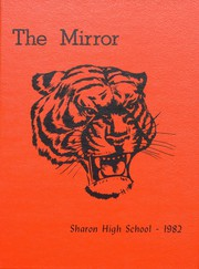 1982 Edition, Sharon High School - Mirror Yearbook (Sharon, PA)