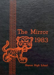 1983 Edition, Sharon High School - Mirror Yearbook (Sharon, PA)