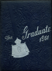 Page 1, 1951 Edition, Greenville High School - Trojan Yearbook (Greenville, PA) online yearbook collection